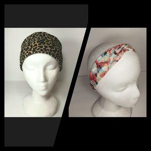 💥3/$20💥 Hairband & Leopard Ear Warmers
